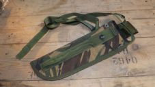 Jungle knife sheath.DPM.IRR. Unissued and bagged.